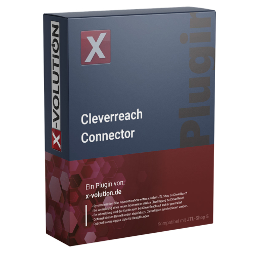 CleverReach Newsletter Plugin für JTL-Shop 5