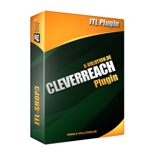 CleverReach Newsletter Plugin für JTL-Shop 3